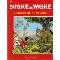 Suske & Wiske 285 Verraad op de Veluwe 1e druk 2004(naar Willy Vandersteen)