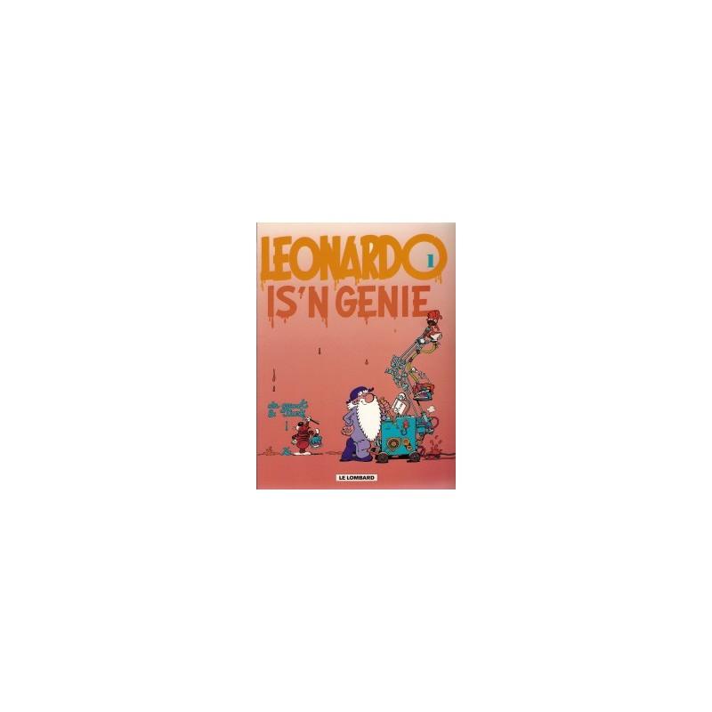 Leonardo  01 Is`n genie