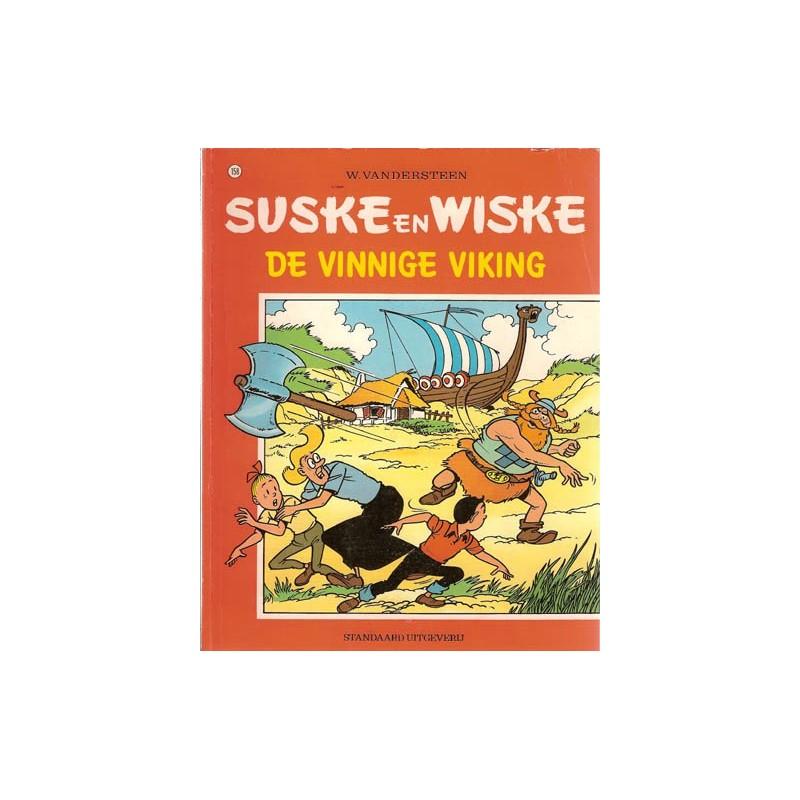 Suske & Wiske 158 De vinnige viking 1e druk 1976