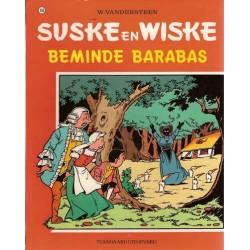 Suske & Wiske 156 Beminde Barabas 1e druk 1975