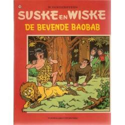 Suske & Wiske 152 De bevende baobab 1e druk 1974