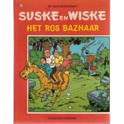 Suske & Wiske 151 Het ros Bazhaar 1e druk 1974