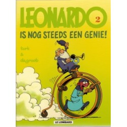 Leonardo 02 Is nog steeds een genie!
