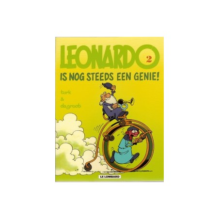 Leonardo  02 Is nog steeds een genie!