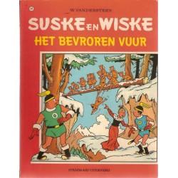 Suske & Wiske 141 Het bevroren vuur 1e druk 1973