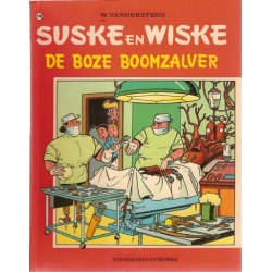Suske & Wiske 139 De boze boomzalver 1e druk 1973