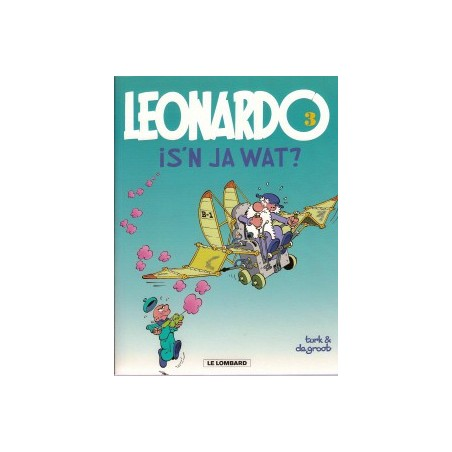 Leonardo 03<br>Is `n ja wat?
