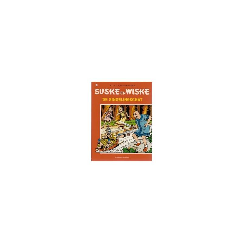 Suske & Wiske 137 De ringelingschat hedruk