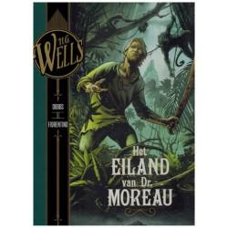 H.G. Wells HC 06 Het eiland van Dr. Moreau