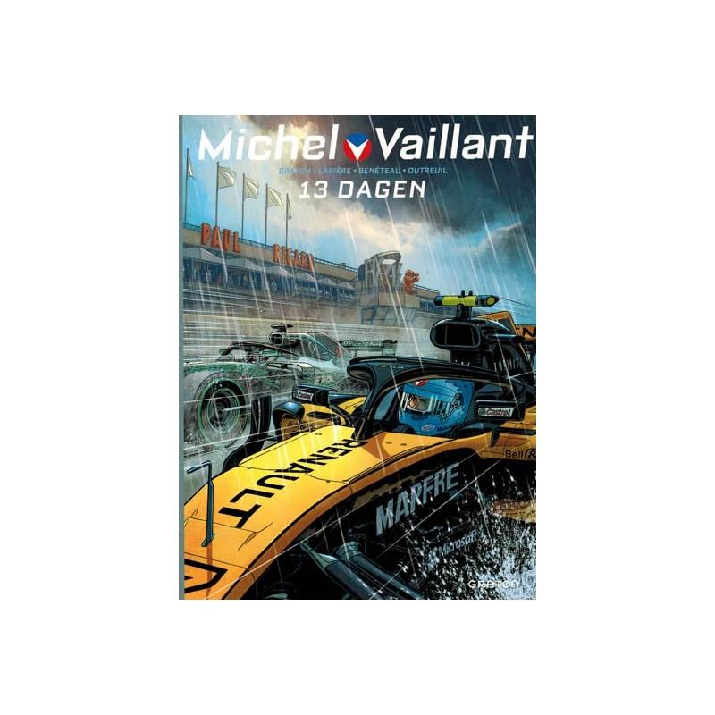 Michel Vaillant   II 08 13 Dagen