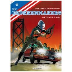 Brokkenmakers  integraal 06 HC