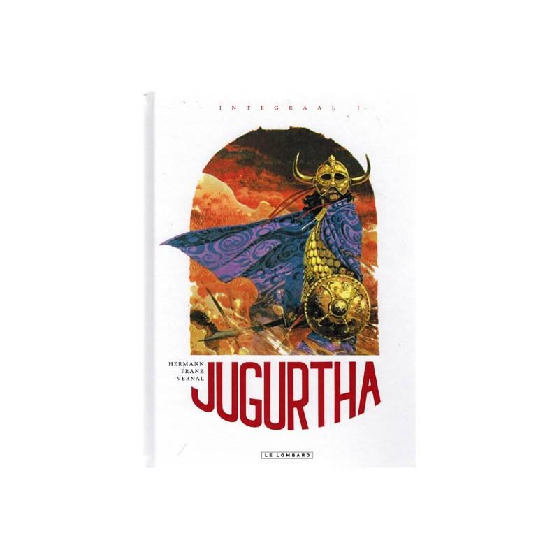 Jugurtha  integraal 01 HC