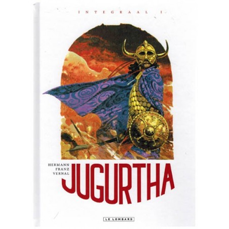 Jugurtha  integraal 01 HC