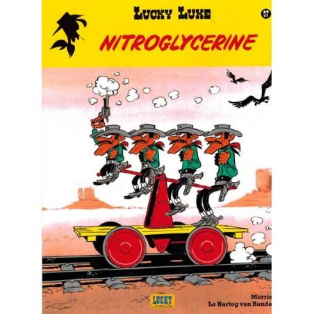 Lucky Luke    57 Nitroglycerine