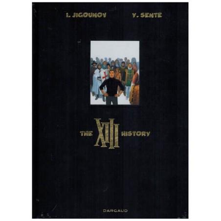 XIII Luxe HC 25 The XIII history 1e druk 2019