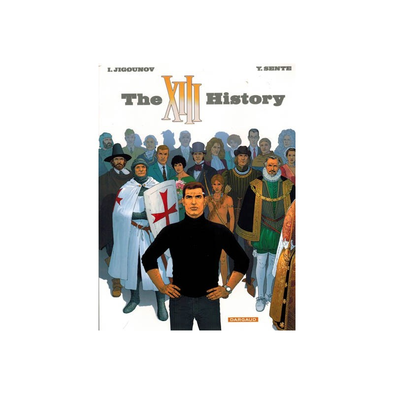 XIII  HC 25 The XIII history