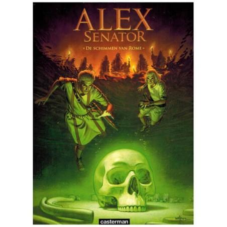 Alex  senator 09 De schimmen van Rome (naar Jacques Martin)
