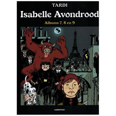 Isabelle Avondrood   integraal HC 03 Albums 7, 8 & 9