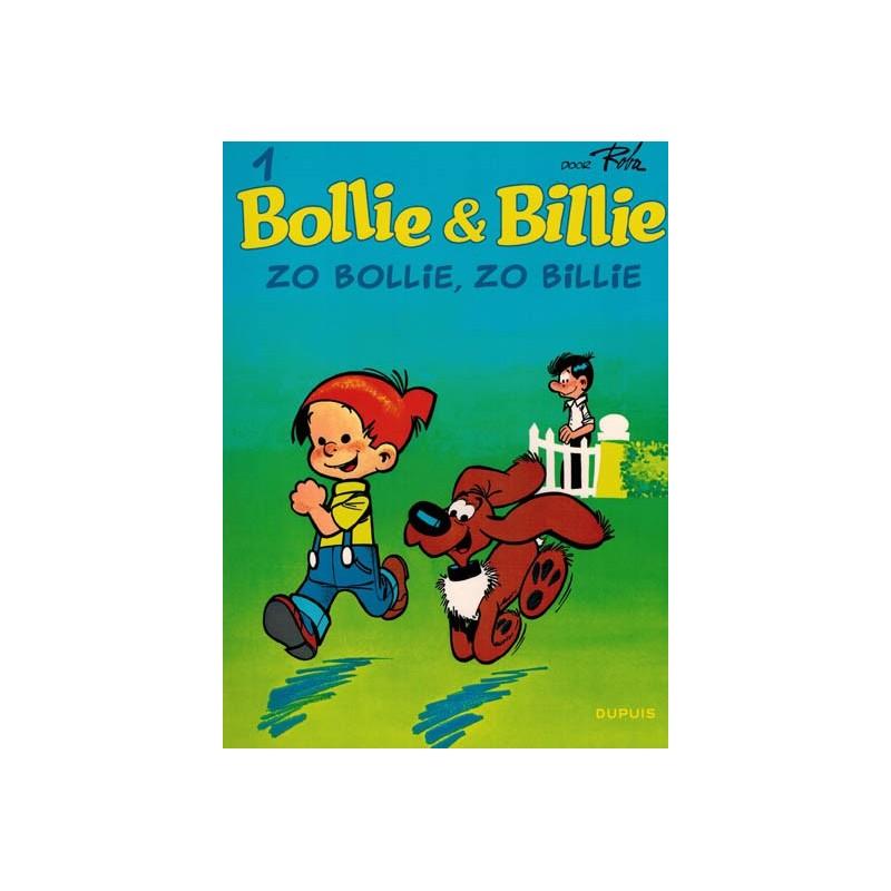 Bollie & Billie   01 Zo Bollie, zo Billie