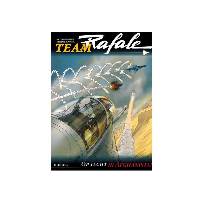 Team Rafale 04 Op jacht in Afghanistan