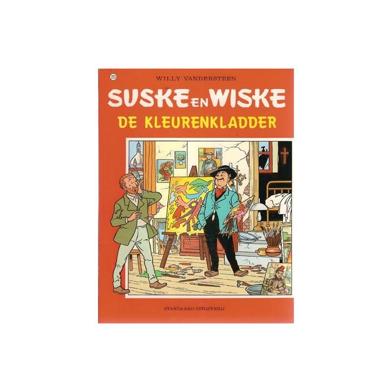 Suske & Wiske 223 De kleurenkladder 1e druk 1990
