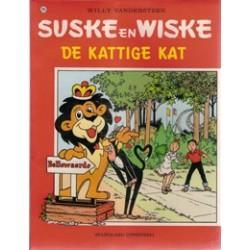 Suske & Wiske 205 De kattige kat herdruk