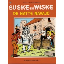 Suske & Wiske  196 De natta navajo
