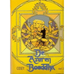Cosey<br>Azuren Boeddha setje<br>Deel 1 & 2