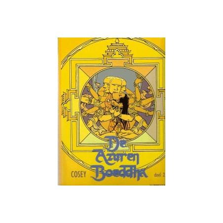 Cosey strips set Azuren Boeddha deel 1 & 2 1e drukken 2005-2006