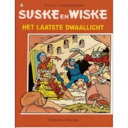 Suske & Wiske 172 Het laatste dwaallicht herdruk