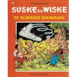 Suske & Wiske 161 De blinkende boemerang 1e druk 1976