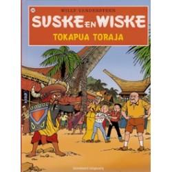 Suske & Wiske 242 Tokapua Toraja herdruk (naar Willy Vandersteen)