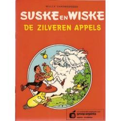 Suske & Wiske reclamealbum De zilveren appels 1e druk 1981 (Argenta)