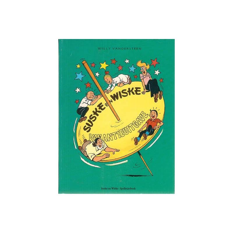 Suske & Wiske reclamealbum Vakantieuitgave 1e druk 1984