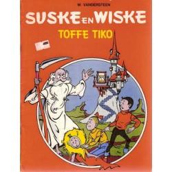 Suske & Wiske reclamealbum Toffe Tiko illegale uitgave 1981