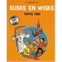 Suske & Wiske reclamealbum Toffe Tiko / Het verborgen volk 1e druk 1977 (Sun)