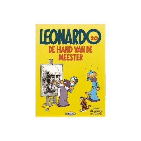 Leonardo 20a De hand van de meester 1e druk 1993