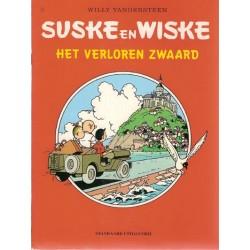 Suske & Wiske reclamealbum Verloren zwaard herdruk 2000 (Albert Heijn)