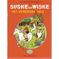 Suske & Wiske reclamealbum Verborgen volk 1e druk 2001 (Waldkorn)