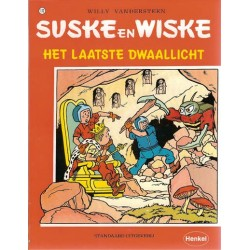 Suske & Wiske reclamealbum Laatste dwaallicht 172 1e druk 1995( Henkel)