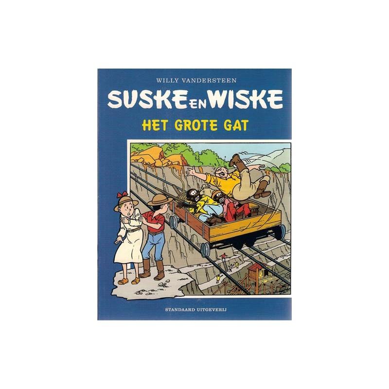 Suske & Wiske reclamealbum Grote gat 1e druk 2000 (Middelkerke)