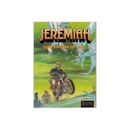 Jeremiah 25: Mocht de wereld op 'n dag...