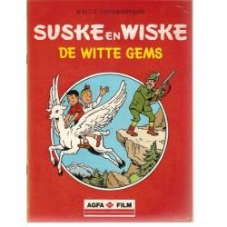 Suske & Wiske reclamealbum Witte gems 1e druk 1994 (Agfa)