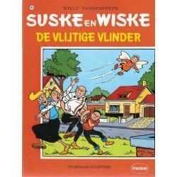 Suske & Wiske reclamealbum Vlijtige vlinder 163 1e druk 1995 (Henkel)