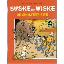 Suske & Wiske reclamealbum Sinistere site 1e druk 2007 (Kennisnet)
