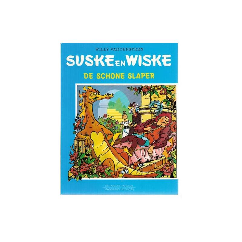 Suske & Wiske reclamealbum Schone slaper 1e druk 2000 (Fameuze Fanclub)
