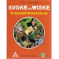 Suske & Wiske reclamealbum Macabere macralles 1e druk 1999 (Top camera)