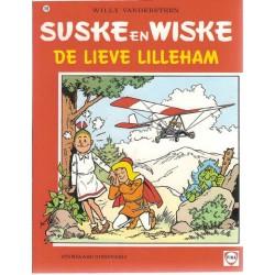 Suske & Wiske reclamealbum Lieve lilleham 1e druk 1993 (Fina)