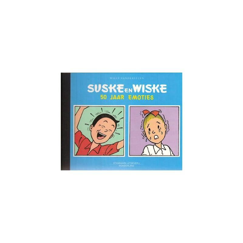 Suske & Wiske reclamealbum 50 jaar emoties HC 1e druk 1995