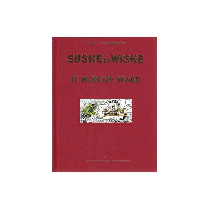 Suske & Wiske Luxe HC It woelige waad Fries 1e druk 1997